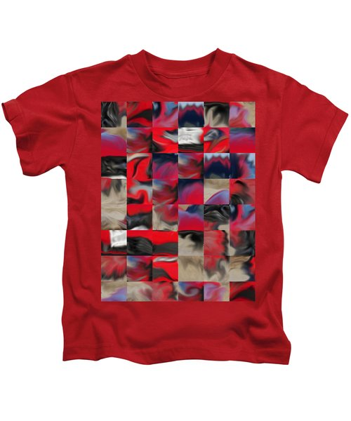 Coupe Rouge Kids T-Shirt