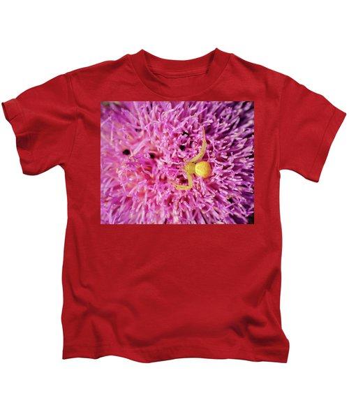 Crab Spider Kids T-Shirt