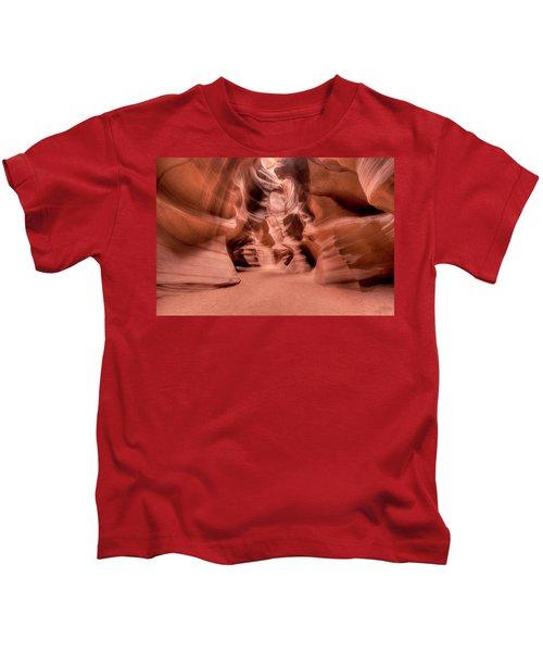 Crooked Walls Kids T-Shirt