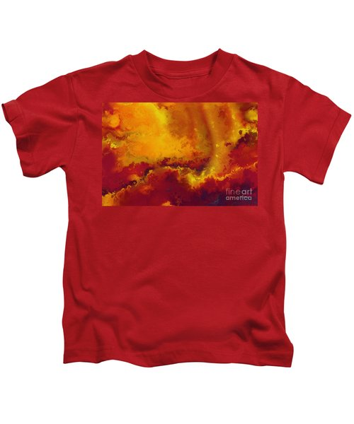 Daniel 6 27. He Delivers And Rescues Kids T-Shirt