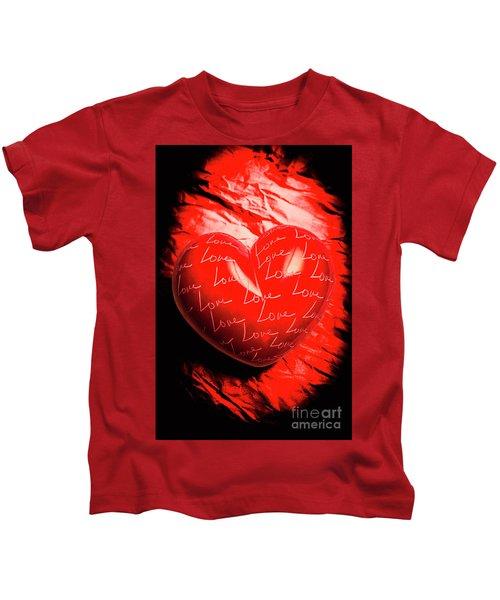 Decorated Romance Kids T-Shirt