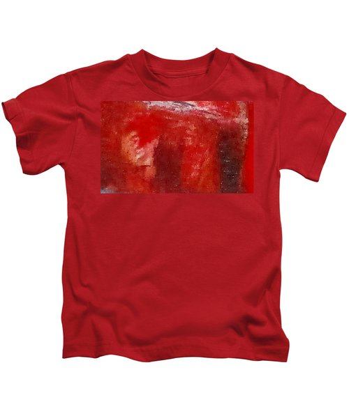 Digital Abstract N12. Kids T-Shirt
