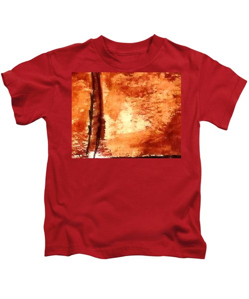 Digital Abstract No9. Kids T-Shirt