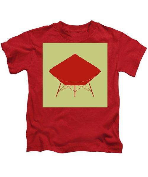Dimond Lounge Chair Kids T-Shirt