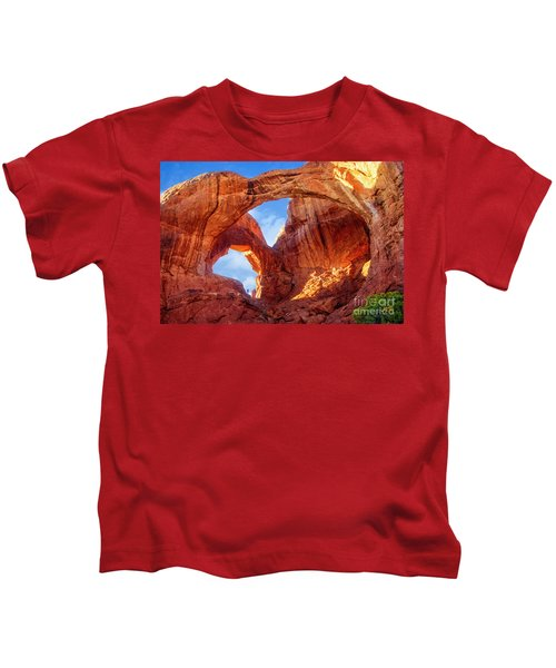 Double Arch Kids T-Shirt