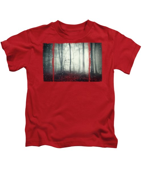 Dreaming Woodland Kids T-Shirt