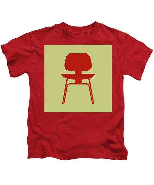 Eames Chair  Kids T-Shirt