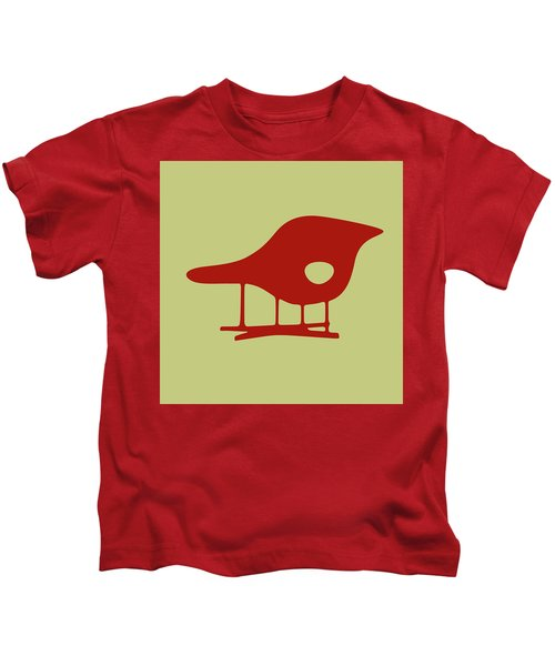 Eames La Chaise Chair I Kids T-Shirt