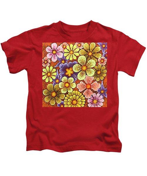 Efflorescent 6 Kids T-Shirt