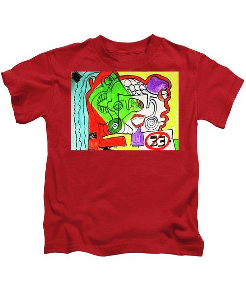 Emotions Kids T-Shirt