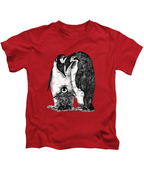 Family Love Kids T-Shirt