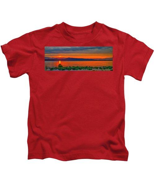 Fire Rock Kids T-Shirt