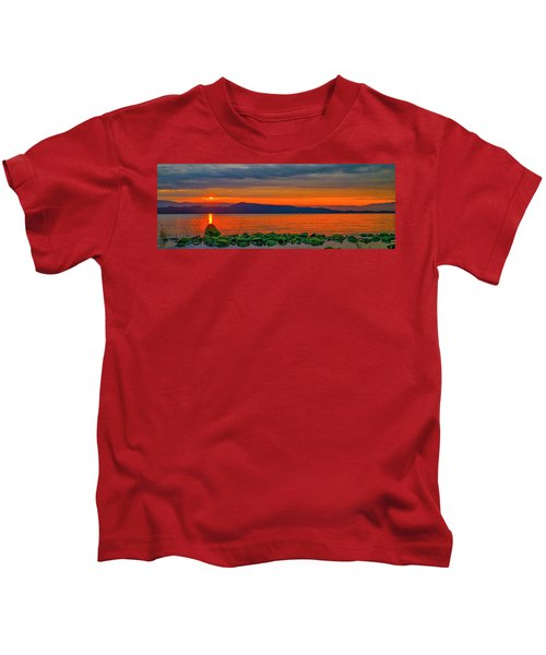 Fire Rock Kids T-Shirt