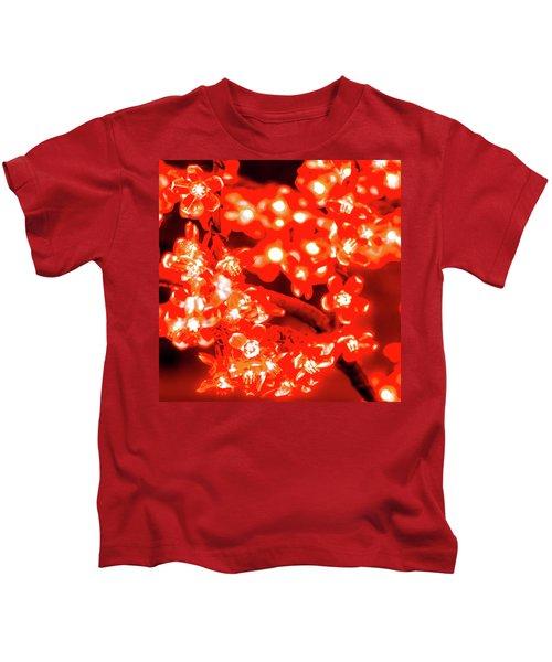 Flower Lights 4 Kids T-Shirt