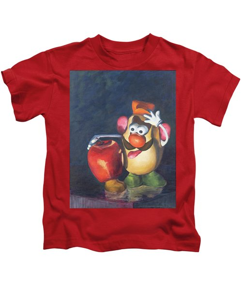 Forbidden Fruit Kids T-Shirt