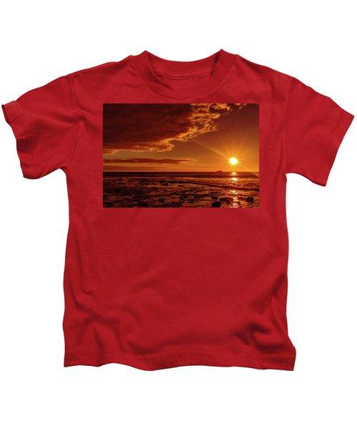 Friday Sunset Kids T-Shirt
