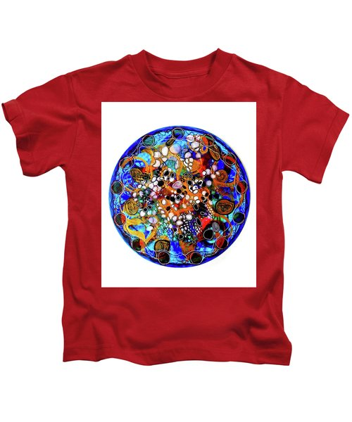 Go With The Flow 1 Kids T-Shirt
