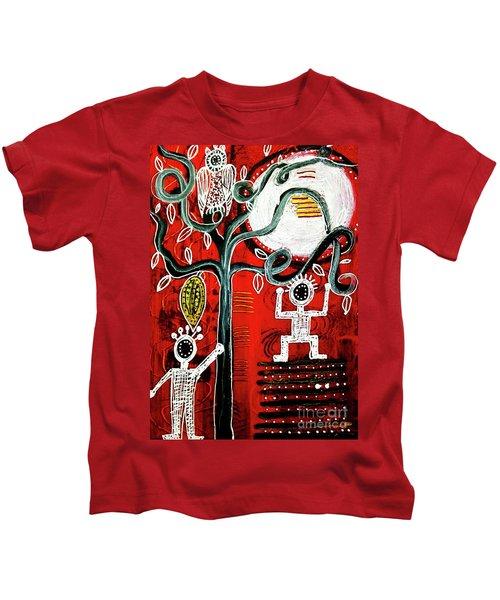 Golden Fruit Kids T-Shirt