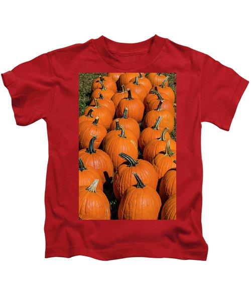 Halloween Harvest Kids T-Shirt