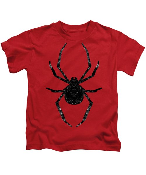 Halloween Spider  Kids T-Shirt