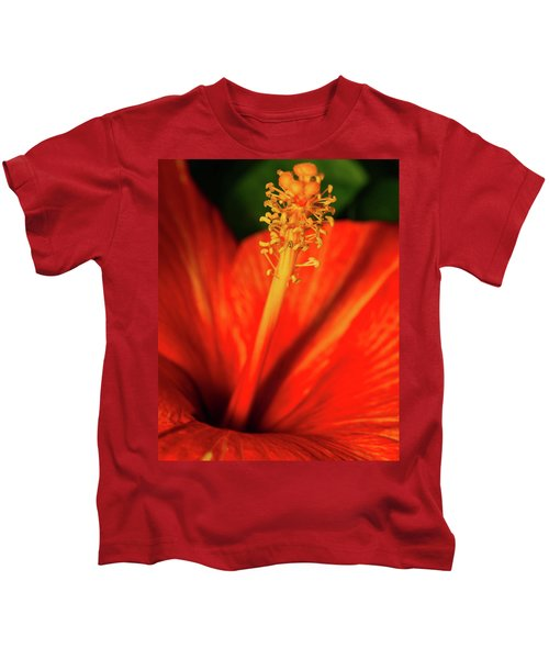Into A Flower Kids T-Shirt