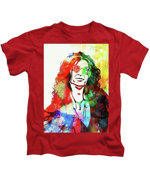 Legendary Howard Stern Watercolor I Kids T-Shirt