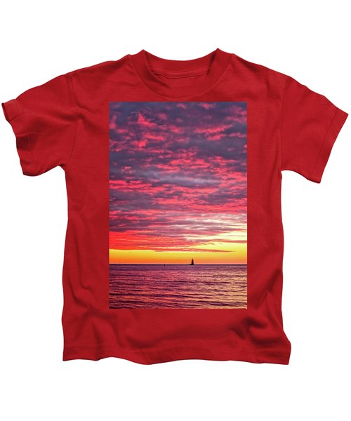 Let There Be Light Kids T-Shirt