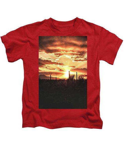 Light Of Arizona Kids T-Shirt