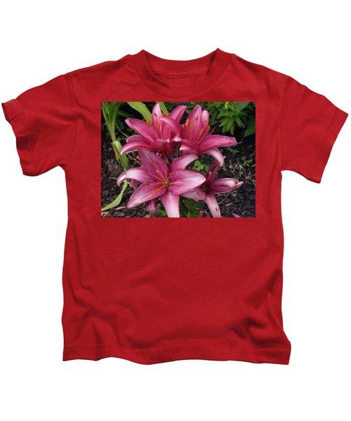 Lilixplosion 4 Kids T-Shirt