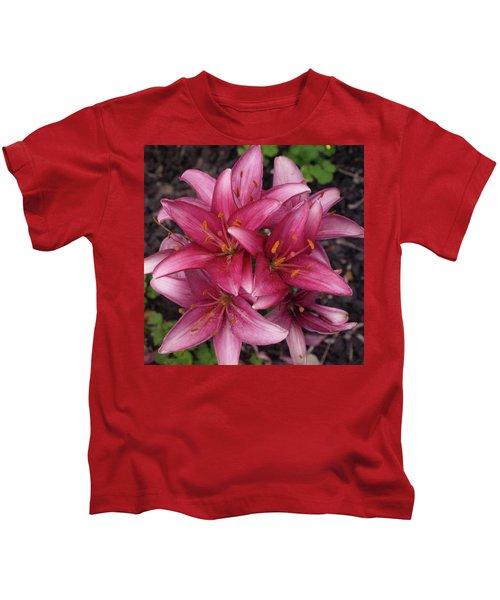 Lilixplosion 6 Kids T-Shirt