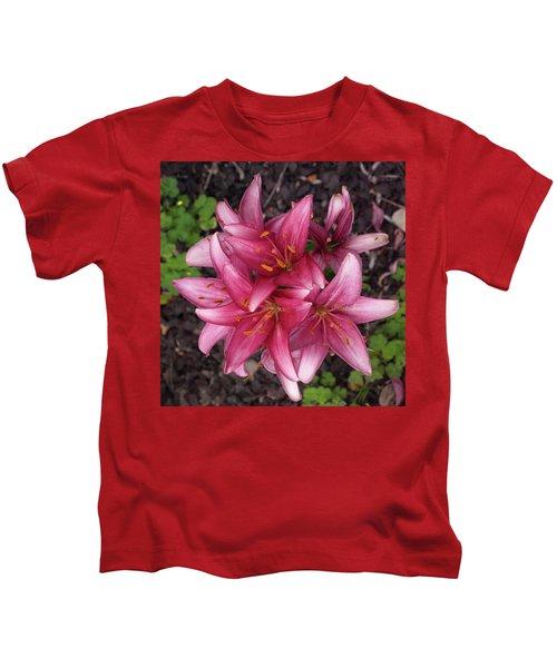 Lilixplosion 7 Kids T-Shirt