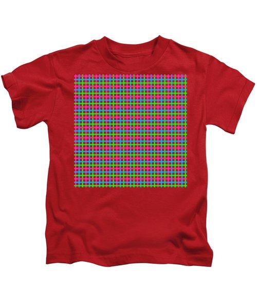 Line Or Stripe Digital Design - Dde454 Kids T-Shirt