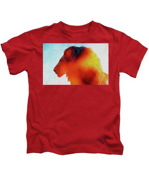 Lion King - 16 Kids T-Shirt