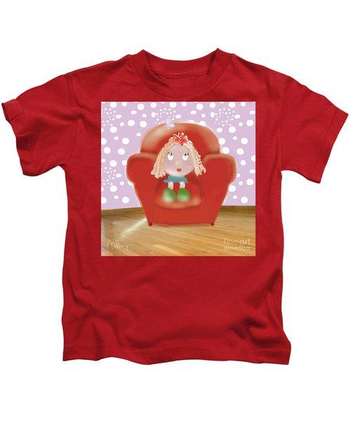 Little Ms Kids T-Shirt