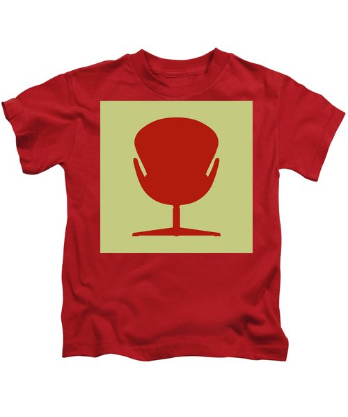 Modern Chair  Kids T-Shirt
