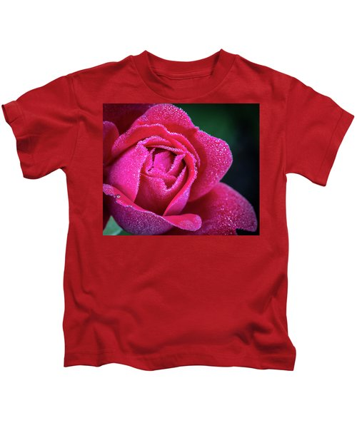 Morning Rose Kids T-Shirt