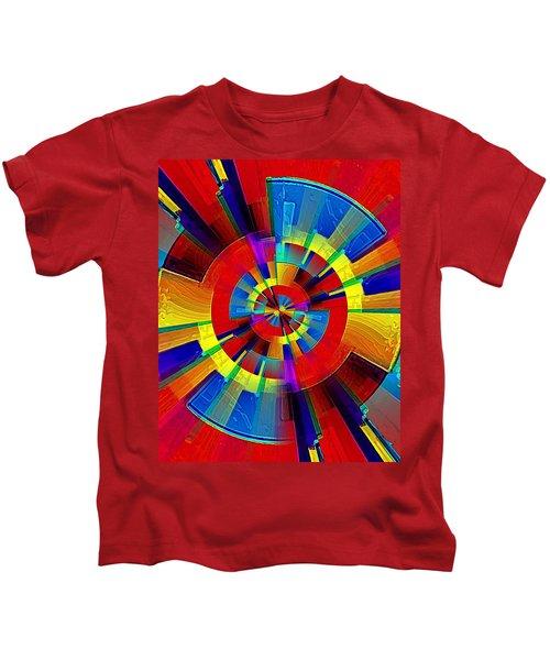 My Radar In Color Kids T-Shirt