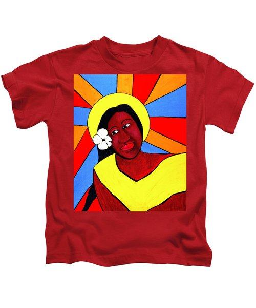 Native Queen Kids T-Shirt