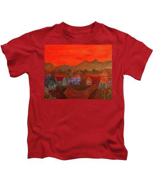 New Mexico Dreaming Kids T-Shirt