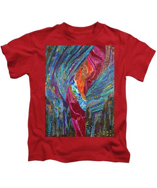 Oju Olurun I Eye Of God I Kids T-Shirt