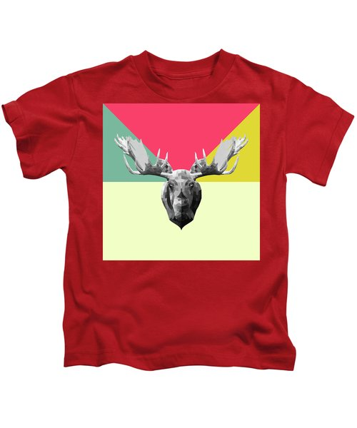 Party Moose Kids T-Shirt