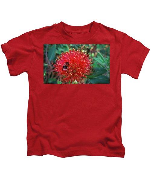 Pohutukawa Kids T-Shirt