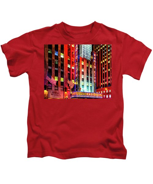 Radio City Music Hall Kids T-Shirt