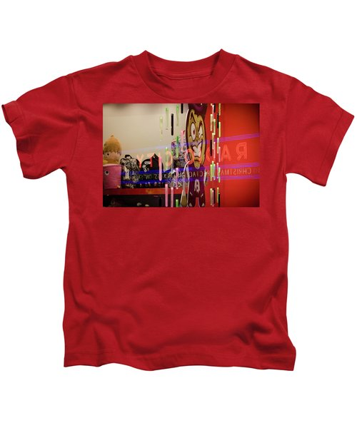 Radio City Reflection Kids T-Shirt