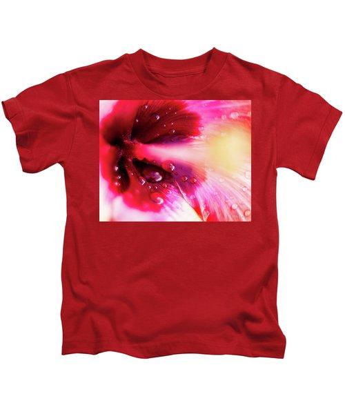 Rain Flower Kids T-Shirt