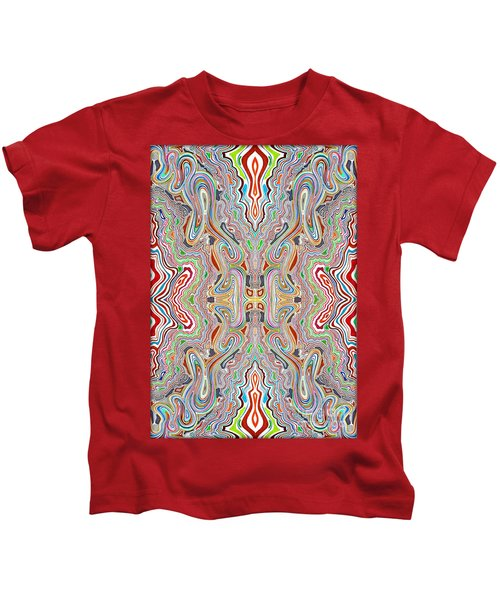 Rythmn And Flow Kids T-Shirt