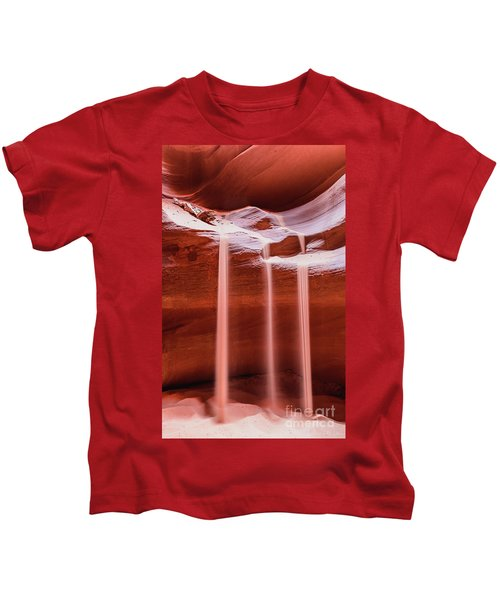 Sand Of Time Kids T-Shirt
