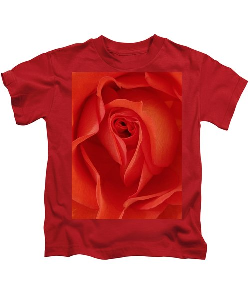 Shades Of O'keeffe Kids T-Shirt