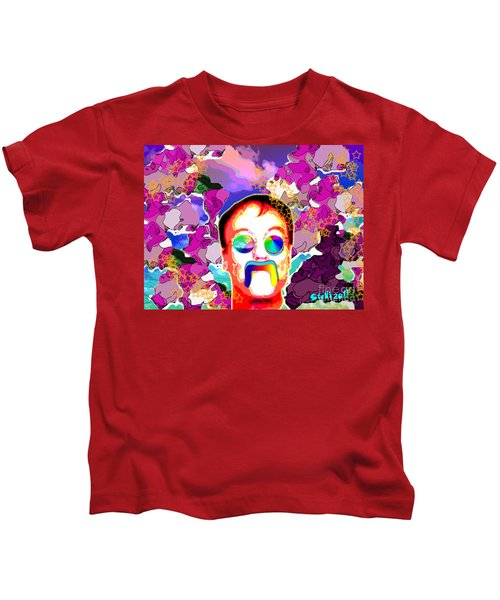 Stevie Max Kids T-Shirt