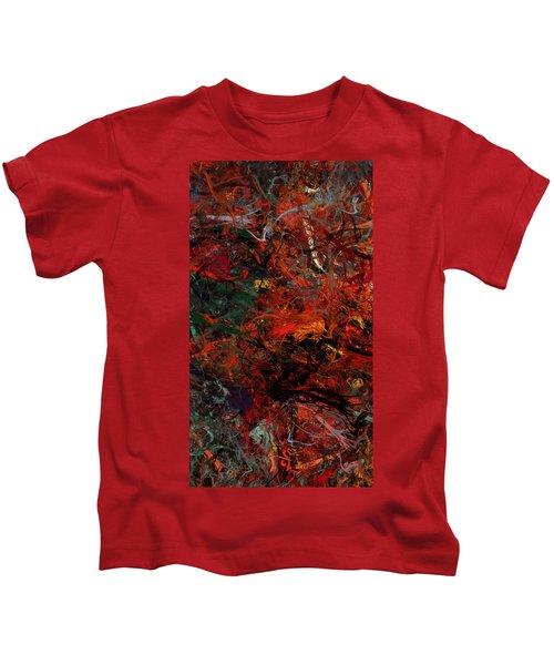 Summer In Paris Kids T-Shirt